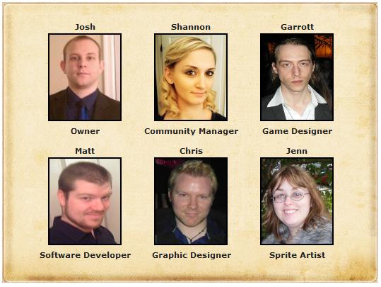 Topia Online development team