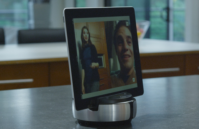 Home or work telepresence demonstrated with our working app