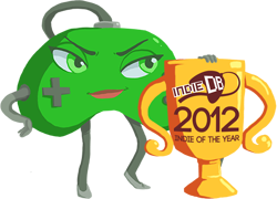 "vote for ""Best Indie Title of 2012!"""