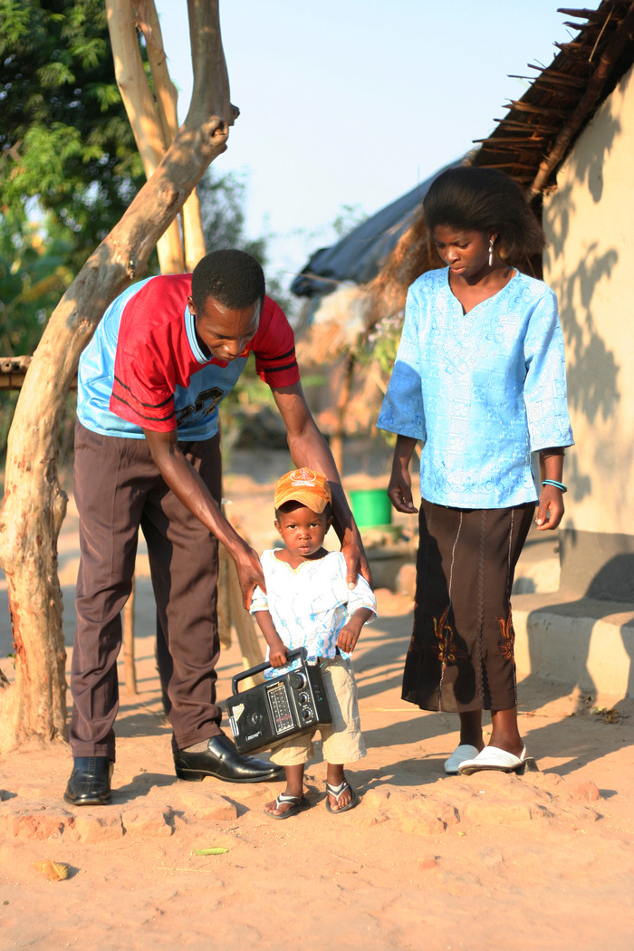 Khunga Family, Village of Zolokere, Malawi