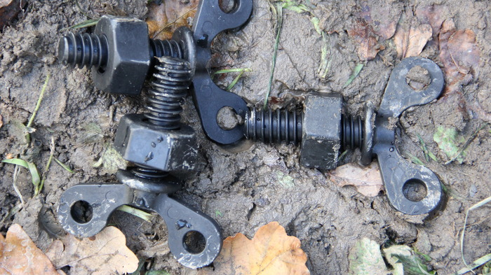 Wing Nuts & Bolts were quickly incorporated into The Land-scape