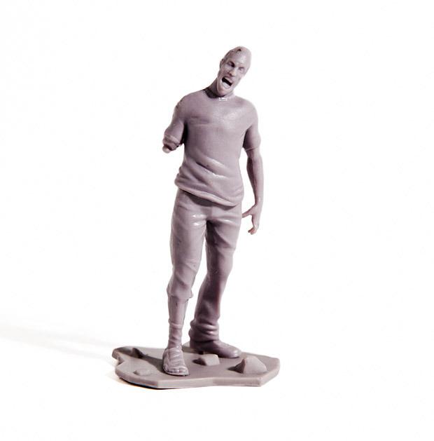 Principal Zombie Figure