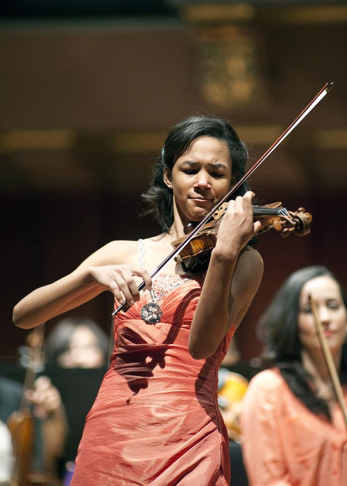 Violinist, Ade Williams