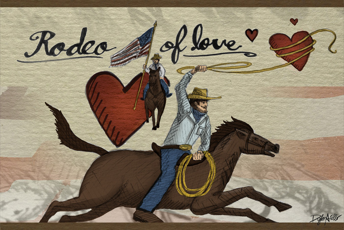 """Rodeo of Love"""