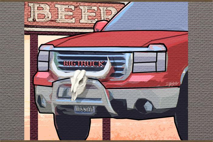 """""""Big Truck"""""""