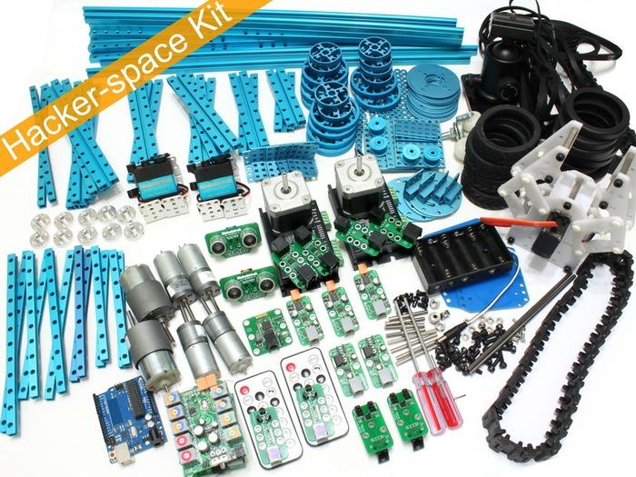 Kit pour hackerspaces