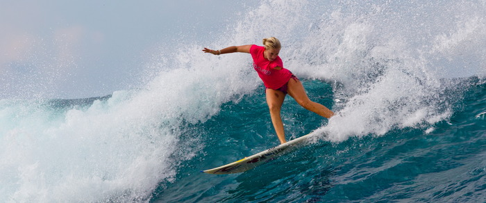 The Current Featured Disabled Athlete: Bethany Hamilton