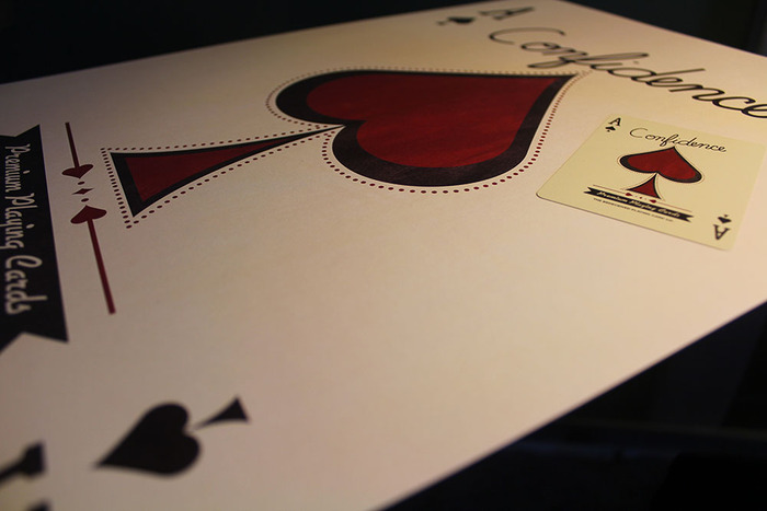 Ace of Spades Prints