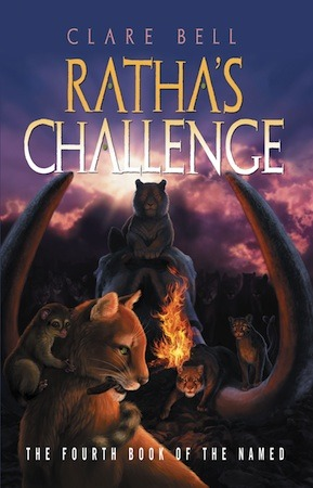 Ratha's Challenge cover by Lew Lashmit