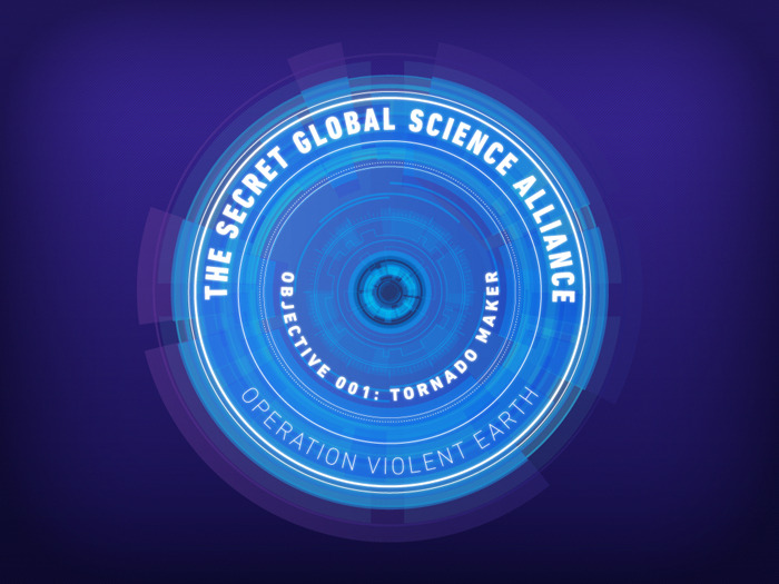 Join the Secret Global Science Alliance!