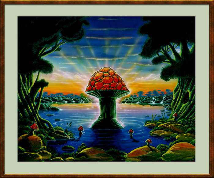 Allman Brothers Band Print going to all Stairway to Heaven level backers if we reach our stretch goal.