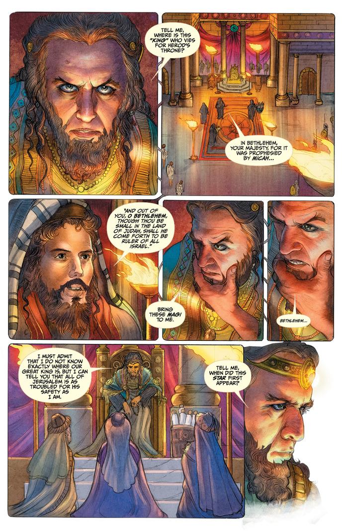 Herod Schemes