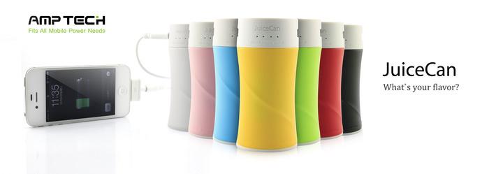 7 color JuiceCans