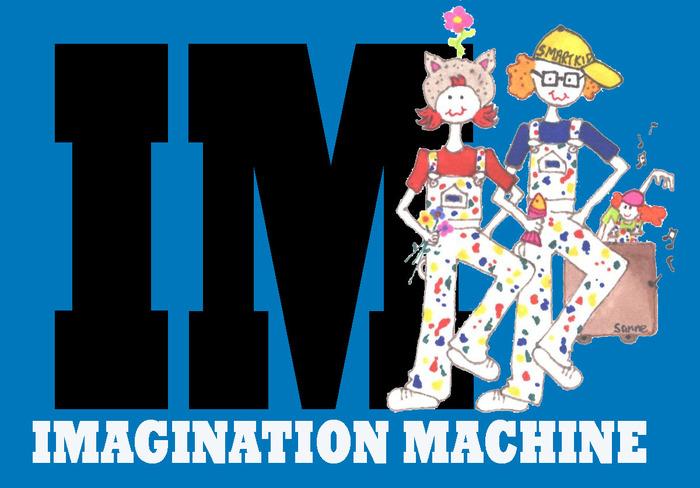 Imagination Machine Logo