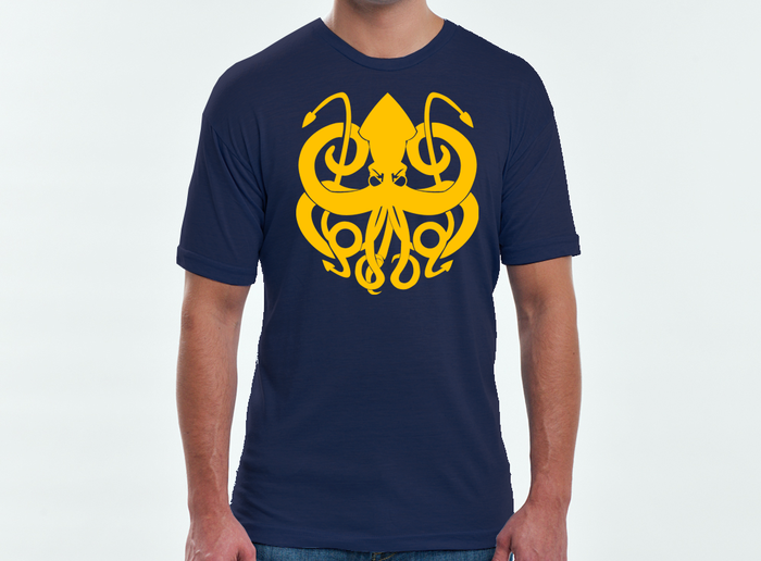 KRAKEN CORPORATION T-SHIRT