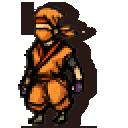 "Fire Ninja ""Onimaru"""