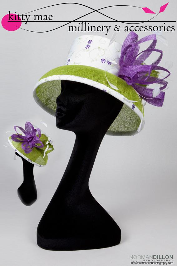 Spring 2012 dress hat