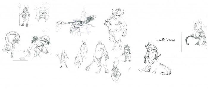 Sketch concepts (Walter Carter)