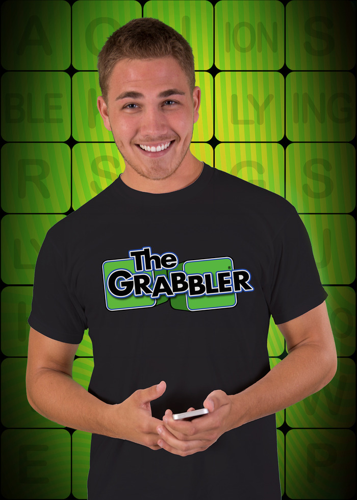 Grabbler Black T-Shirt
