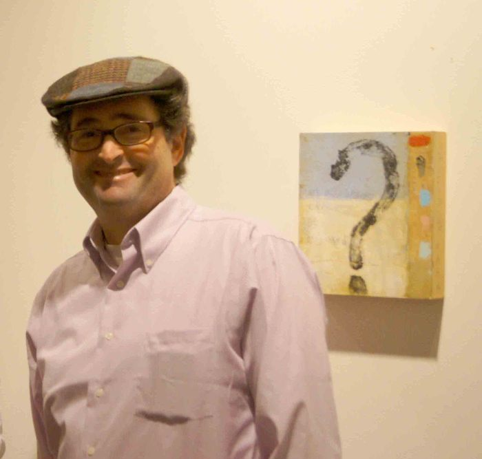 Curator Greg Goldin