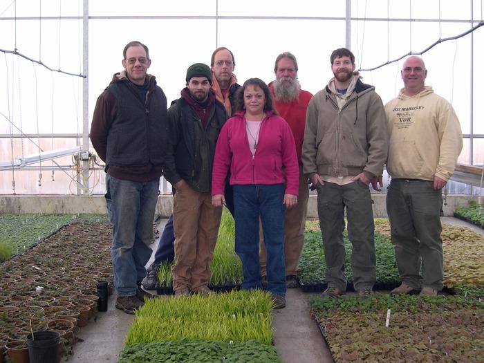 Vermont Organics Reclamation (VOR) Staff