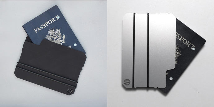 PASSPORT WALLETS MODEL C