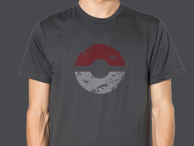 $85 will award you all THREE shirts + name added to poster + poster!  The Poke Ball variant has never before been done, and is exclusive to this campaign!  You will never see this again available for purchase! + Any Stretch Goals Obtained!
