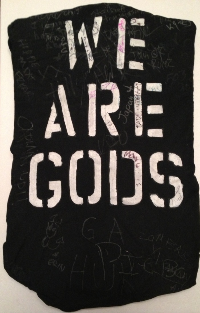"""WE ARE GODS"" Stage Worn Jacket"