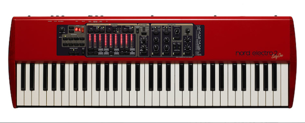 Nord Electro 2.  The actual one Beth's played onstage for years.  $1,000.  Signed on request.