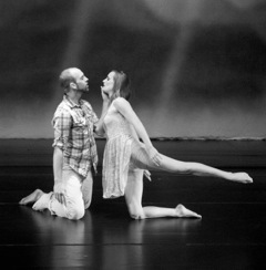 Scott Tupper and Katrina Amerine/Nancy Evans Dance Theater/photo by: Robert Salas