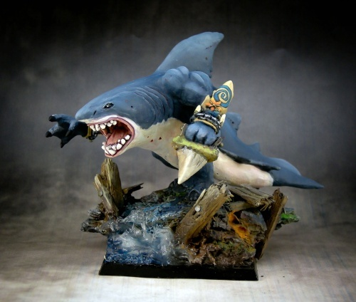 Reaper Mini Wereshark