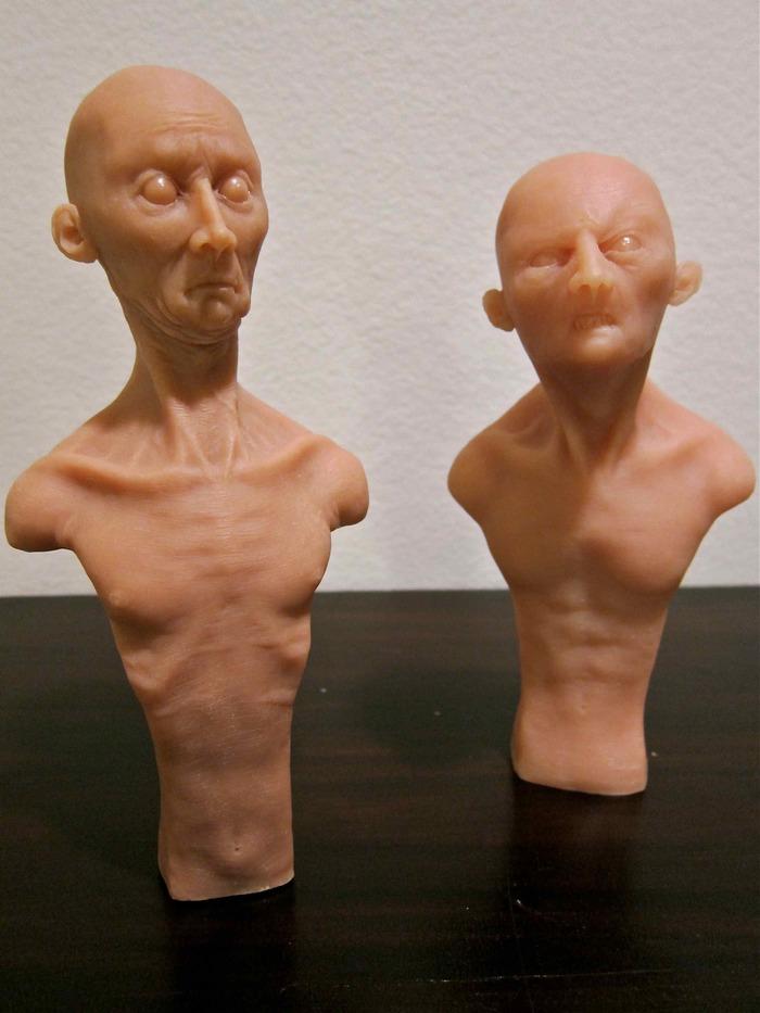Bugeyed Man and Lipbiter