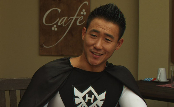 Havoc played by Albert Kong (credits: Weeds, The Elephant Clan, The Roommate)