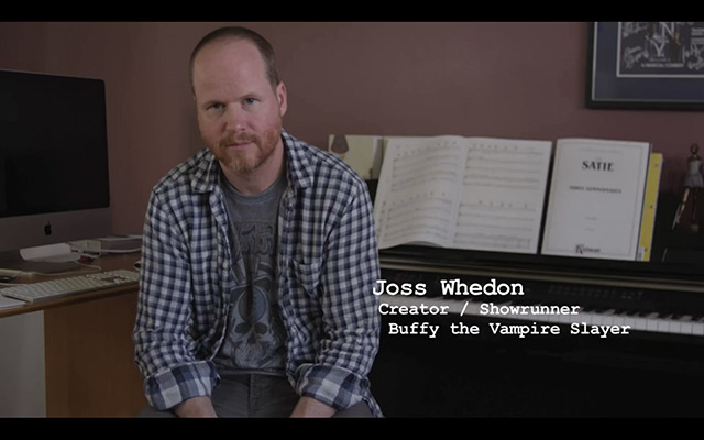 Joss Whedon - Buffy the Vampire Slayer, Angel, Firefly, Dollhouse
