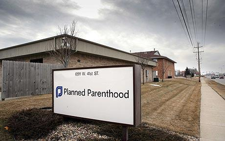 South Dakota's only Planned Parenthood. Sioux Falls, SD.