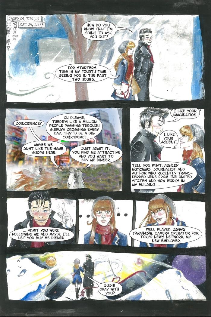 Page 5 by Jenai Pellerin
