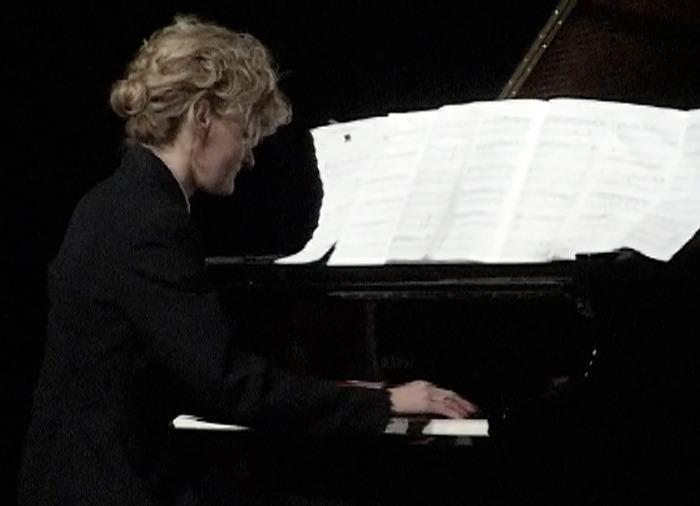 Marhsall Michels, U.S. Navy Band, pianist.