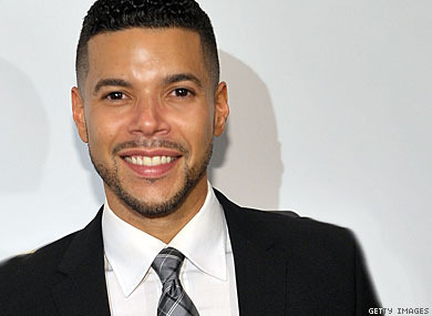 Actor and LGBT rights activist Wilson Cruz