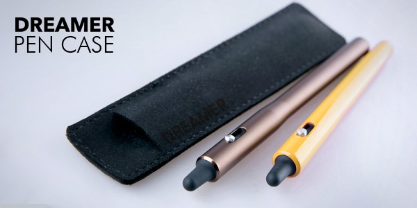 Note that the pen case only as a gift free to every supporter, Please share our video on Facebook with your friends.