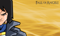 Fall of Angels Wallpaper 3