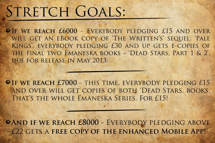 The Stretch Goals