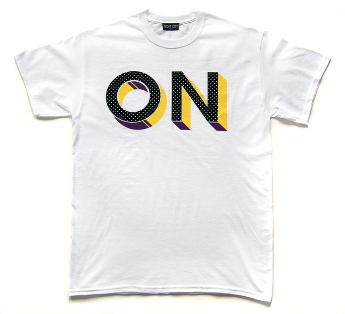 The 'ON' t-shirt