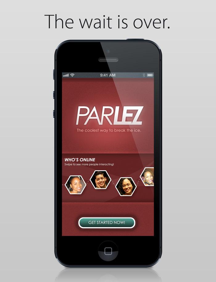Parlez dating app