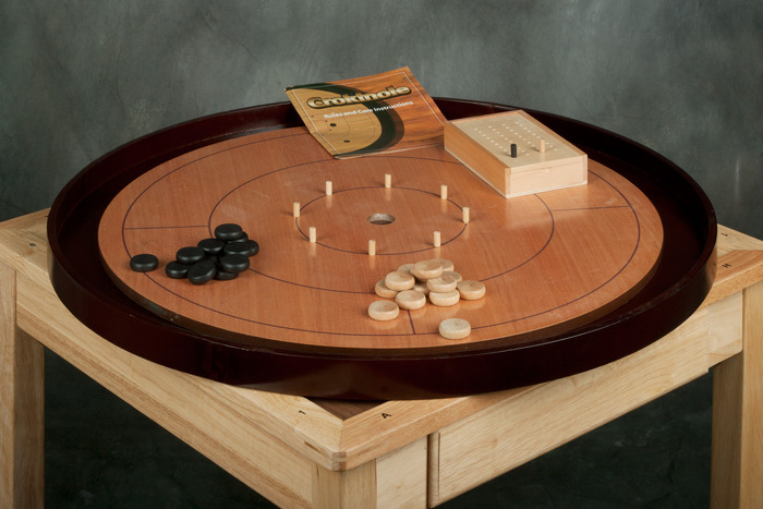 Mayday's 2012 Crokinole Board (Released April 2012 and sold out)
