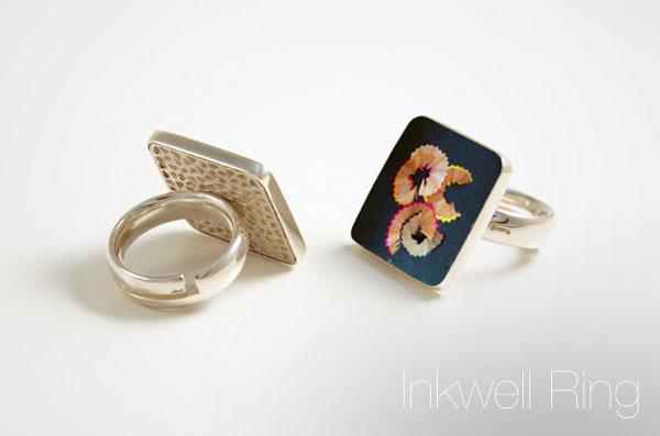 Inkwell Rings