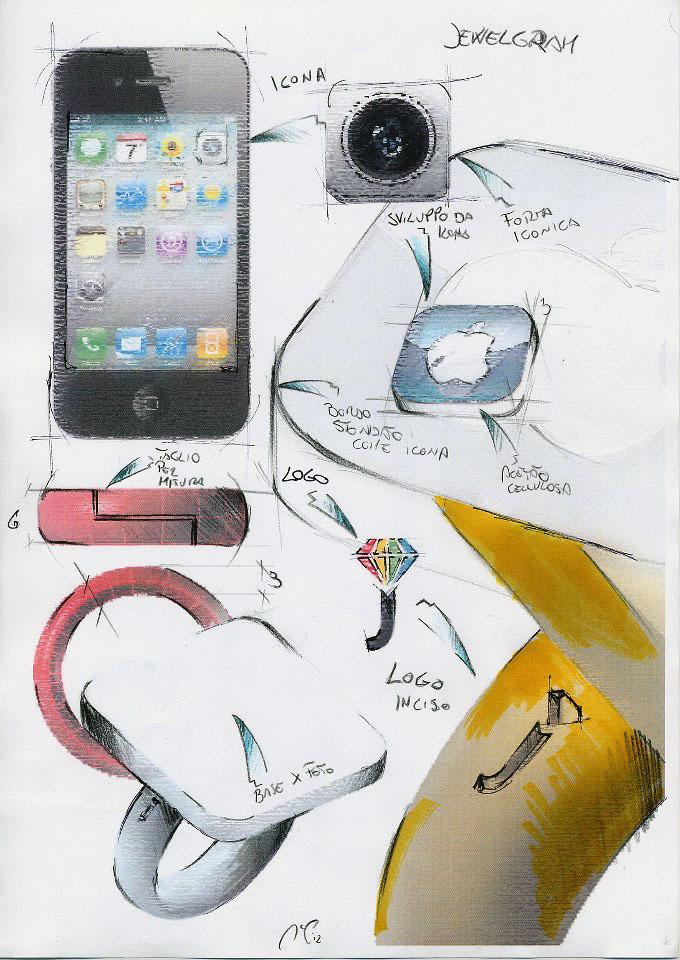 Designing JewelGram Concept