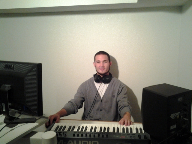 Devin - Heads music production, and owns anything on the drums.