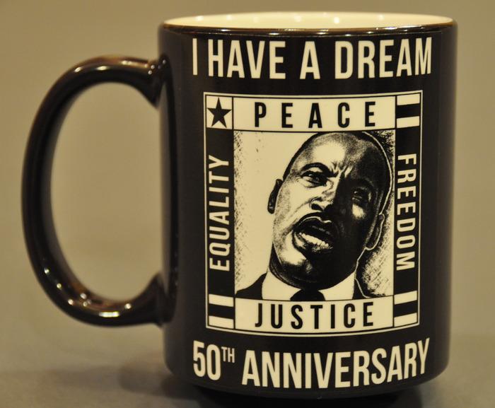 Photo #4 MLK mug design