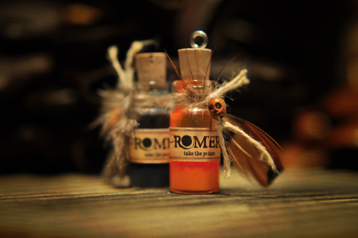 ROMERO Potion Bottle