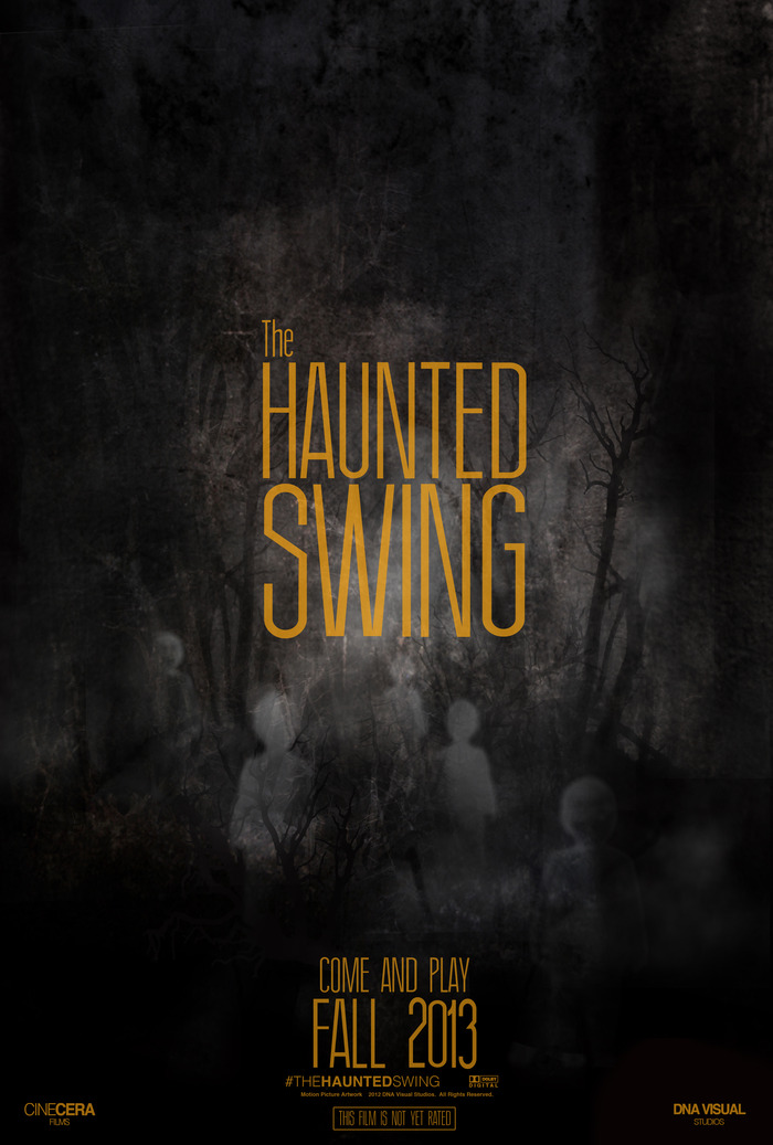 """The Haunted Swing"" Teaser Poster 2"